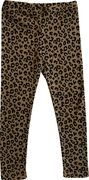 Maed for mini Pants, Brown Leopard
