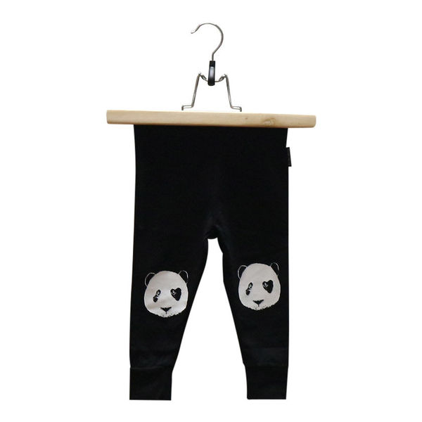 Lucky No.7 Panda Leggings
