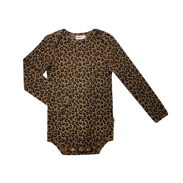 Maed for mini Body, Brown Leopard