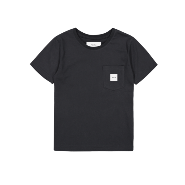 Makia Pocket T-Shirt - Black