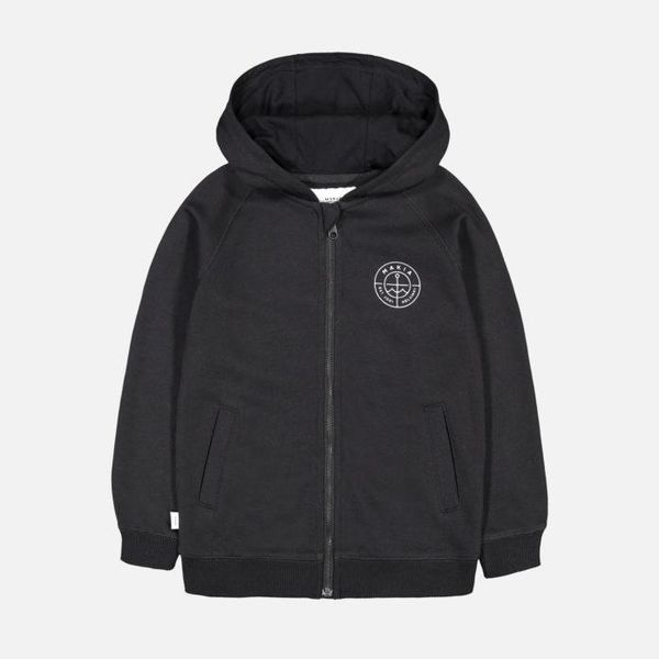 Makia Range Hooded Sweatshirt - Black