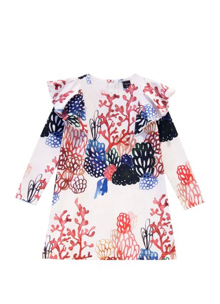 Aarrekid Ruffle Dress