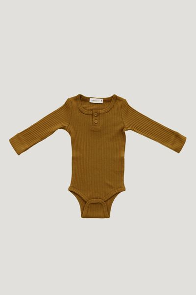 Jamie Kay Cotton Modal Bodysuit - Golden